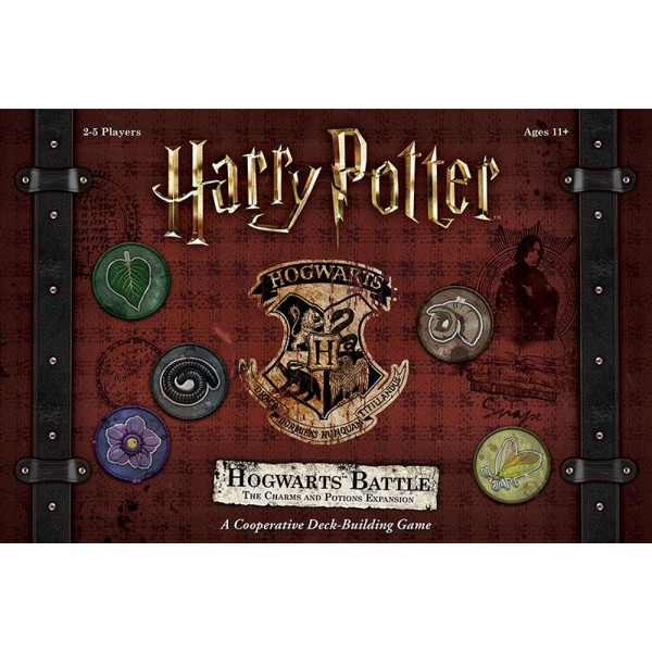 HARRY POTTER: HOGWARTS BATTLE - THE CHARMS AND POTIONS EXPANSIONS