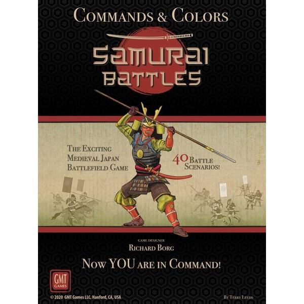 COMMANDS AND COLORS: SAMURAI BATTLES