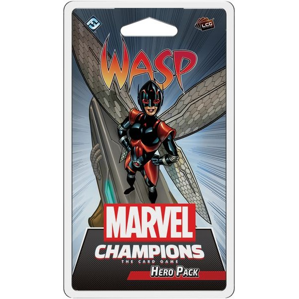 MARVEL CHAMPIONS: THE CARD GAME - THE WASP - HERO PACK