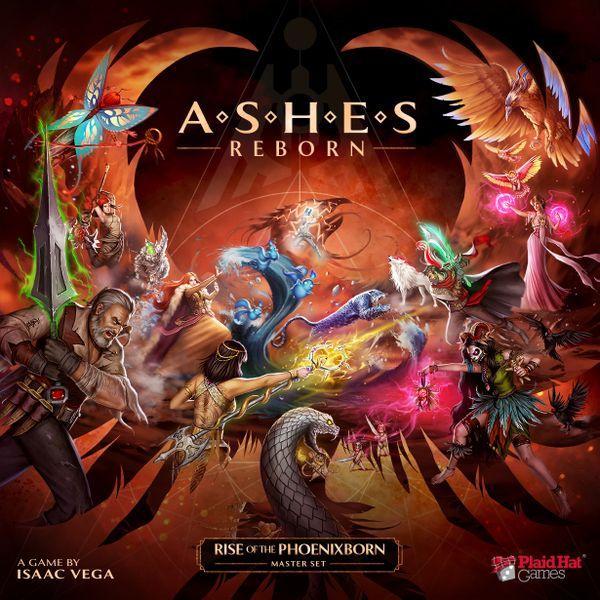 ASHES REBORN: RISE OF THE PHOENIXBORN MASTER SET