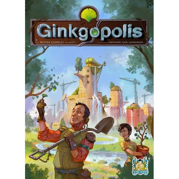 GINKGOPOLIS - 2nd EDITION