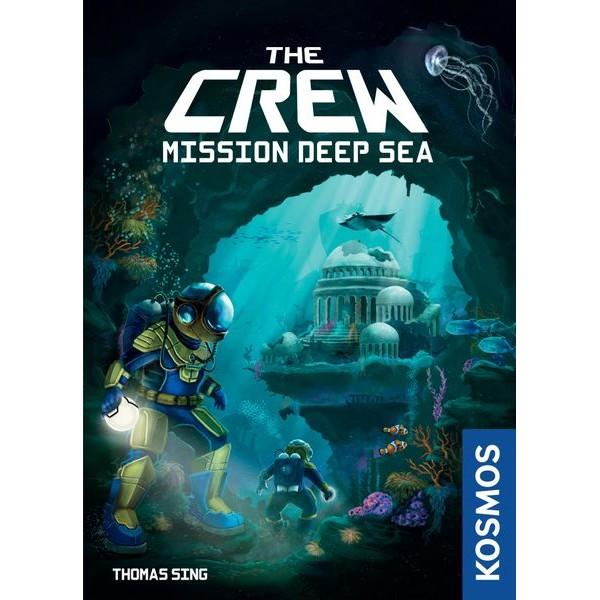 THE CREW: MISSION DEEP SEA