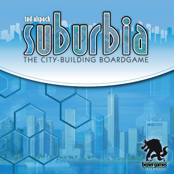 SUBURBIA - 2nd EDITION