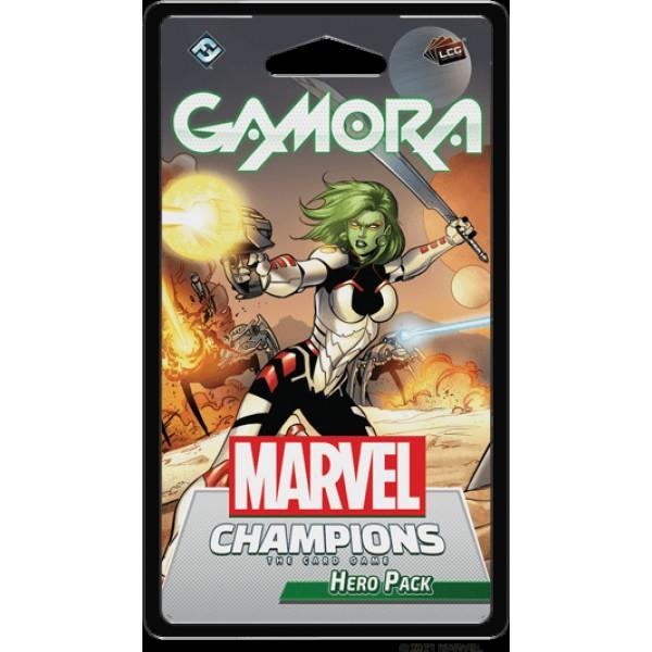 MARVEL CHAMPIONS: THE CARD GAME - GAMORA - HERO PACK