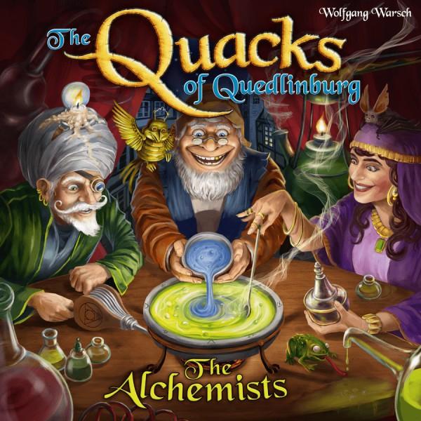 THE QUACKS OF QUEDLINBURG: THE ALCHEMISTS