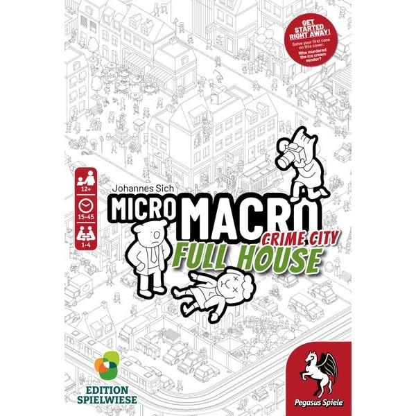 MICROMACRO: CRIME CITY - FULL HOUSE