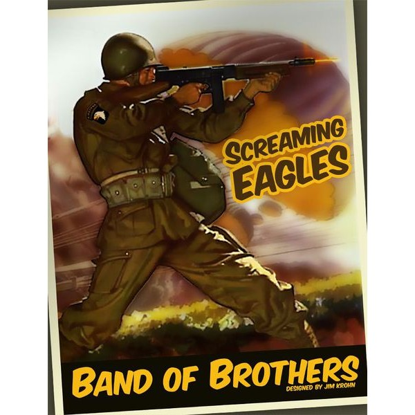 BAND OF BROTHERS: SCREAMING EAGLES - 2nd EDITION