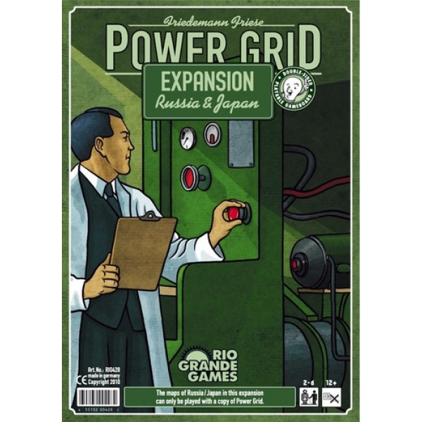 POWER GRID: RUSSIA/JAPAN