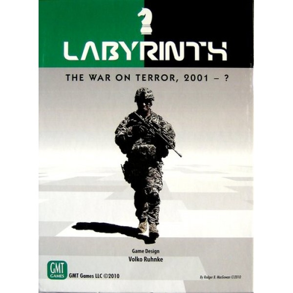 LABYRINTH: THE WAR ON TERROR - 4th EDITION