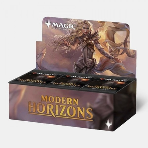 MAGIC THE GATHERING - MODERN HORIZONS - BOOSTER BOX - IZZID 14.6.2019