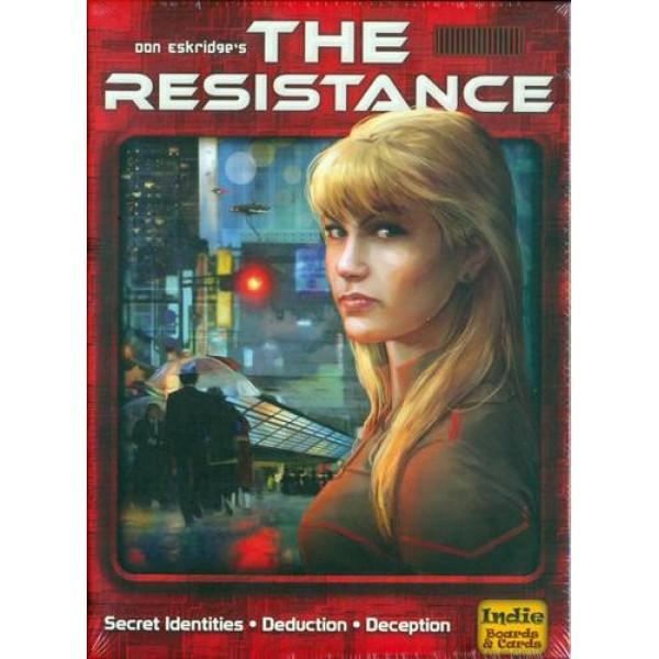 THE RESISTANCE - 3 EDICIJA