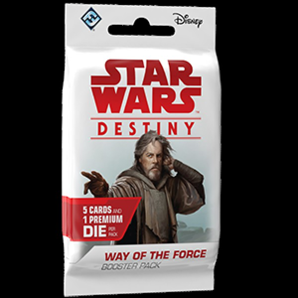 STAR WARS DESTINY - WAY OF THE FORCE BOOSTER