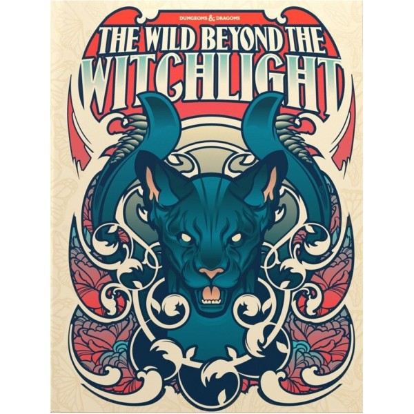 DUNGEONS AND DRAGONS RPG: THE WILD BEYOND THE WITCHLIGHT - ALTERNATIVE COVER
