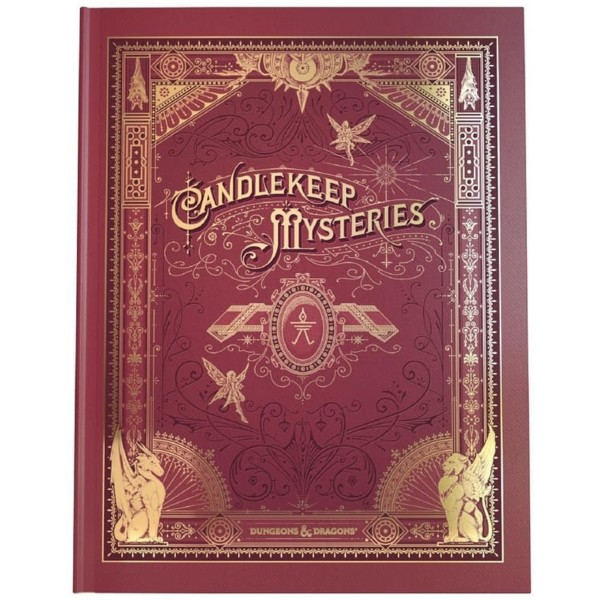 DUNGEONS AND DRAGONS RPG: CANDLEKEEP MYSTERIES