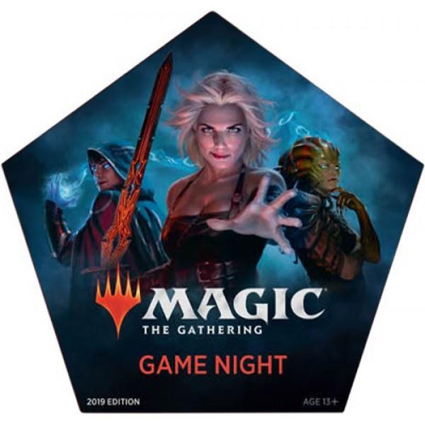 MAGIC THE GATHERING - GAME NIGHT - 2019