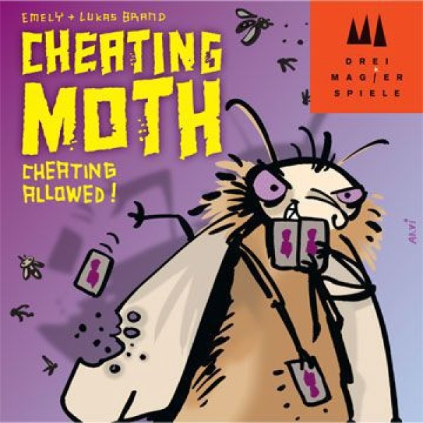 CHEATING MOTH (MOGEL MOTTE)